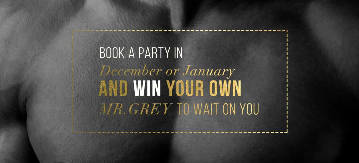 Book your sex toy party and win