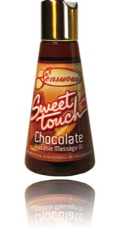 Kissable Massage Oil Chocolate